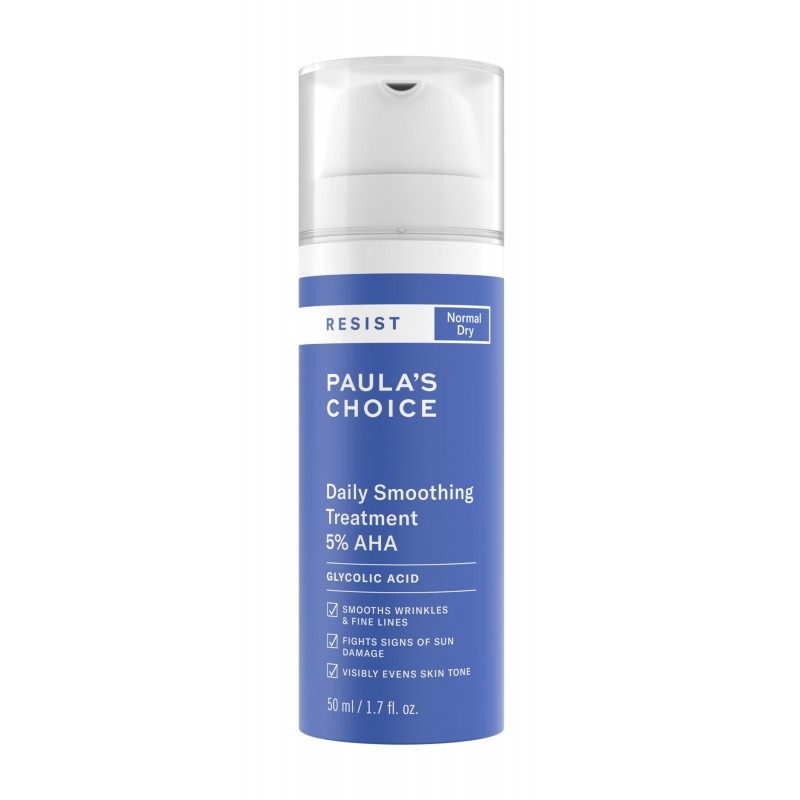 RESIST Daily Smoothing Treatment with 5% Alpha Hydroxy Acid