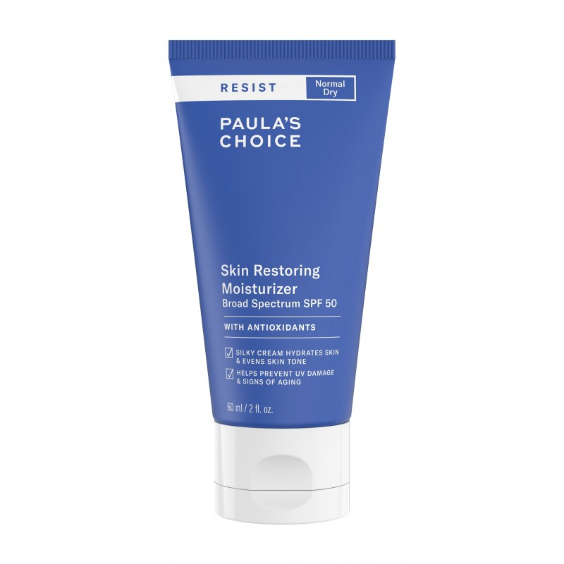 Resist Skin Restoring Moisturizer SPF 50