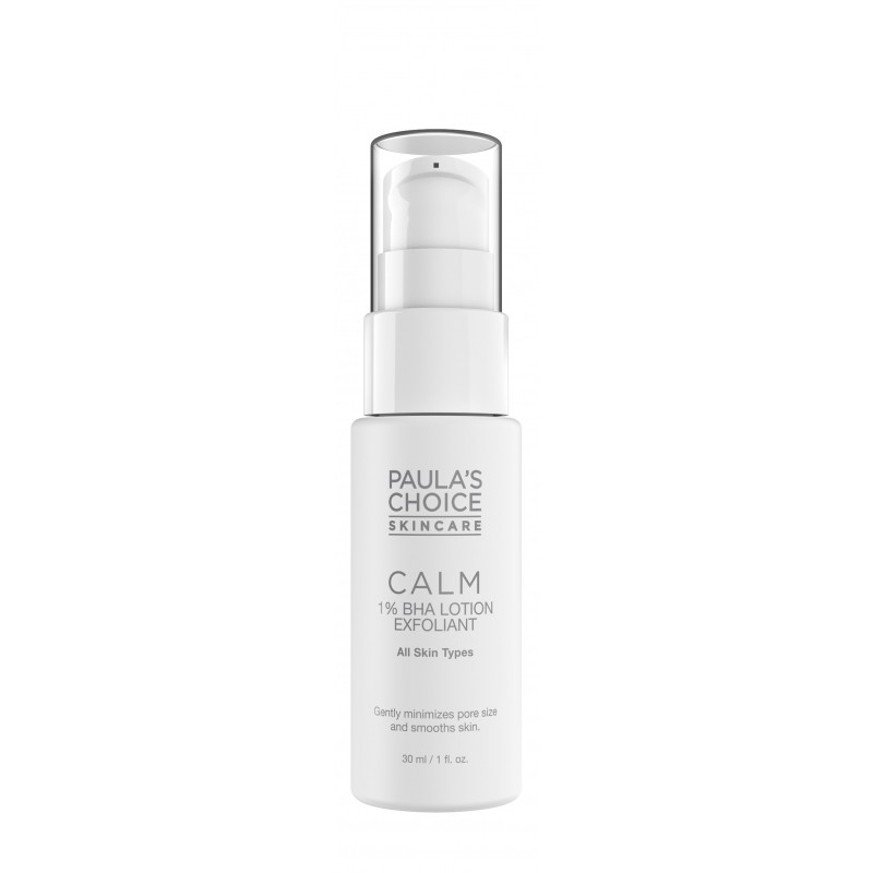Calm Redness Relief 1% BHA Lotion Exfoliant Travel Size