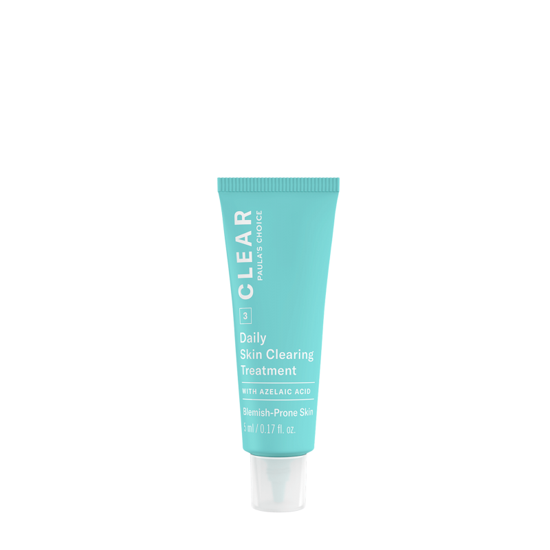 Clear Daily Skin Clearing Treatment Travel Size