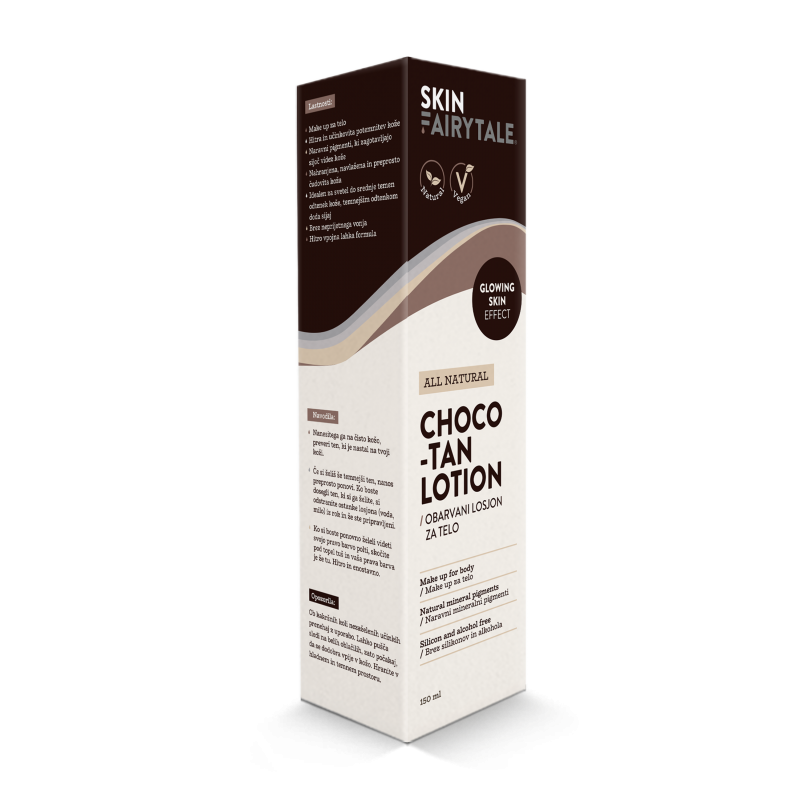 Chocotan Lotion