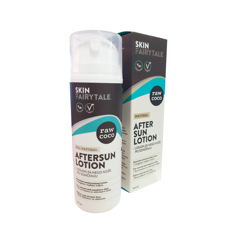 AfterSun Coco Lotion