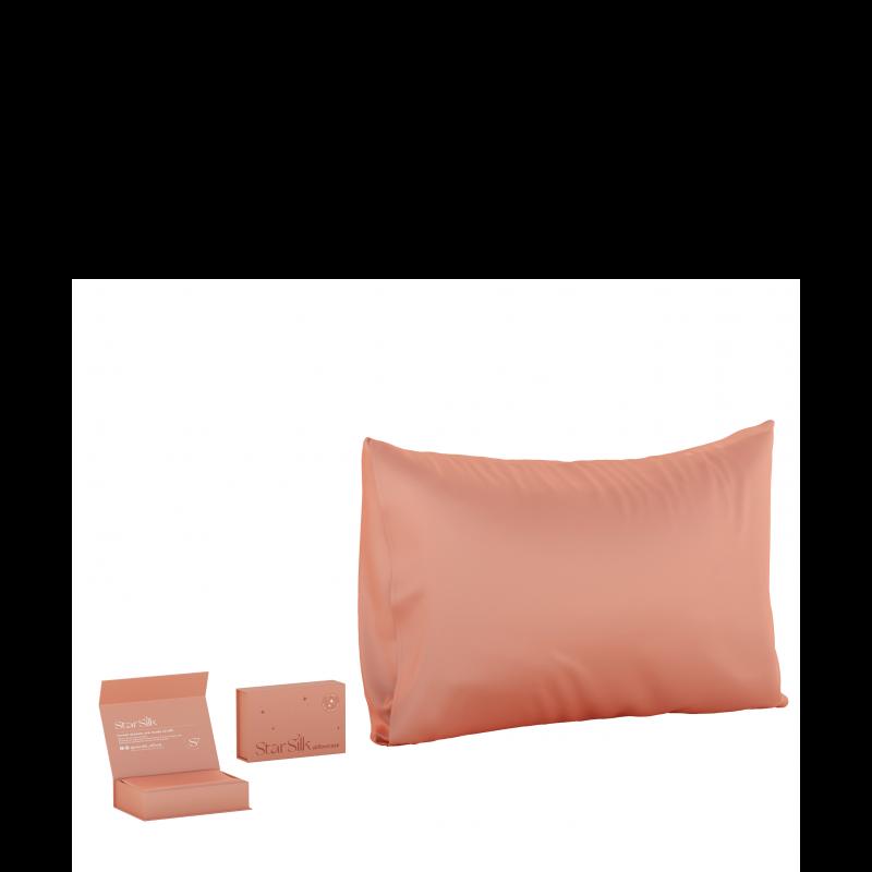 Svilena prevleka za blazino Daydream Pink