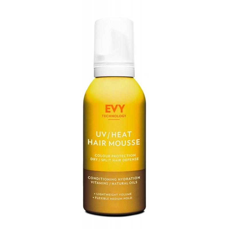 UV / Heat Hair Mousse
