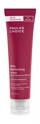 Skin Recovery Daily Moisturizing Lotion with SPF30 and Antioxidants