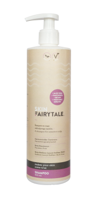 Šampon za občutljivo lasišče 400 ml
