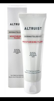 Moisturising Fluid 0.5% Hyaluronic Acid