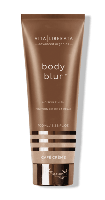 Body Blur Instant HD Skin Finish - Café Crème