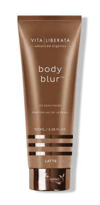Body Blur Instant HD Skin Finish - Latte