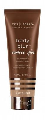 Body Blur Sunless Glow - Latte Light