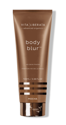 Body Blur Instant HD Skin Finish - Mocha