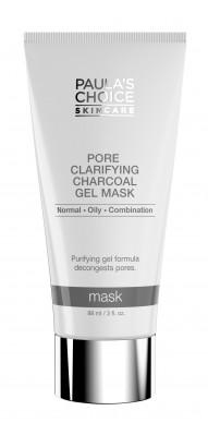 Pore Clarifying Charcoal Gel Mask