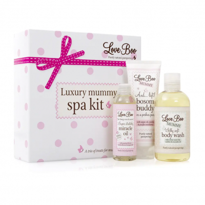 Darilni set LUXURY MUMMY SPA KIT