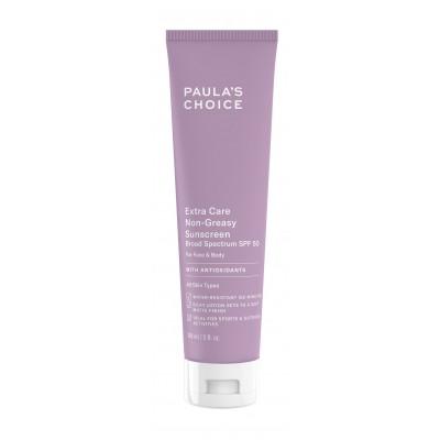 Extra Care Non-Greasy Sunscreen SPF 50