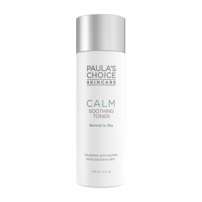 Calm Redness Relief Toner - for normal to dry skin