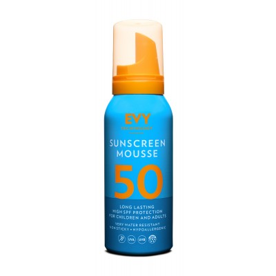 Sunscreen Mousse SPF 50
